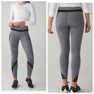 lululemon athletica Pants - LULULEMON | Run Inspire II (Mesh) Leggings size 6